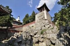 The Beijing Beihai Park Royalty Free Stock Photos
