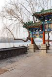 Beijing Beihai Park Scenics Royalty Free Stock Photos