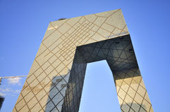 Beijing  Building ,CCTV Tower Stock Photography