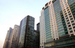 beijing buildings Royalty Free Stock Photos