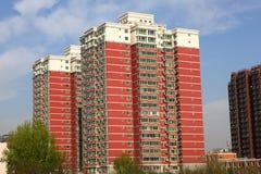 Beijing buildings Stock Image
