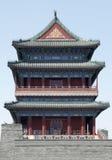 beijing byggnad Arkivbilder