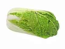 Beijing cabbage taken closeup.Isolated. Stock Photo