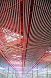 Beijing Capital Airport II Royalty Free Stock Photos