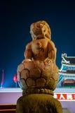 Beijing, capital of China, Tiananmen gate. Royalty Free Stock Photo