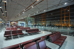 Beijing Capital International Airport Royalty Free Stock Image