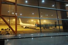 Beijing Capitalinternationell flygplats arkivfoton