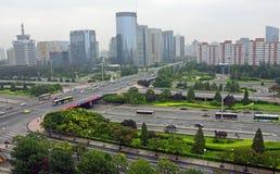 Beijing center Stock Image