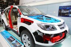 Beijing China April 27,car show Stock Photography