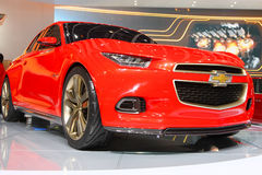 Beijing China April 27,new car reveal Stock Image