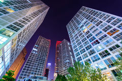 Beijing China Cityscape Royalty Free Stock Images