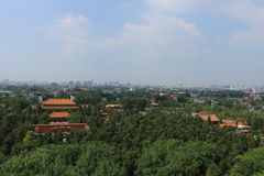 Beijing City Royalty Free Stock Images