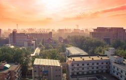 Beijing City views 3 Royalty Free Stock Photos