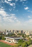 Beijing City views 6 Royalty Free Stock Image