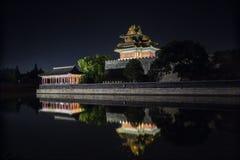 beijing classic night Stock Photos