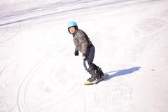 Beijing folk skiing Stock Photography