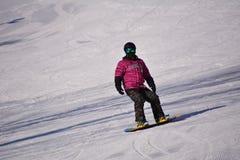 Beijing folk skiing Stock Images