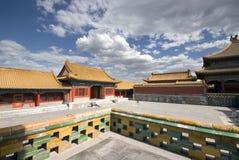 Beijing Forbidden City. Forbidden City in Beijing 2009 Royalty Free Stock Photos