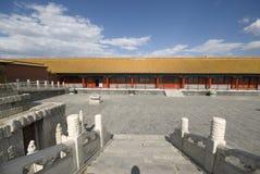 Beijing Forbidden City. 2009, Forbidden City in Beijing Royalty Free Stock Images