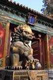 Beijing Forbidden city Stock Photography
