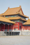 Beijing, the Forbidden City Royalty Free Stock Images