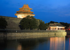Free Beijing Forbidden City Stock Photography - 34408622