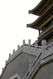 Beijing Forbidden City Architecture Royalty Free Stock Image