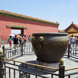 Beijing, Forbidden City Royalty Free Stock Images
