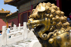 Beijing, Forbidden City Stock Image