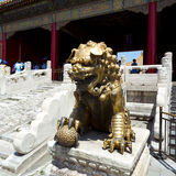 Beijing, Forbidden City Stock Photography