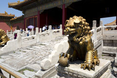 Beijing, Forbidden City Royalty Free Stock Photos