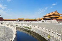 Beijing, Forbidden City Royalty Free Stock Photos