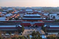 Beijing Forbidden City,China Stock Photography