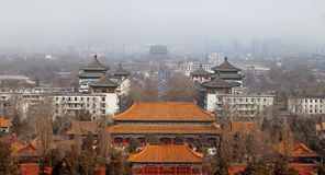 Beijing, the Forbidden City Royalty Free Stock Photos