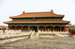 Beijing: Forbidden City Stock Image