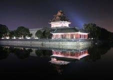 Beijing Forbidden City Stock Images