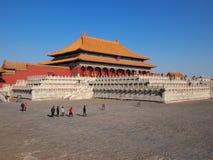 Beijing Forbidden City Palace royalty free stock photos