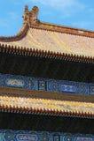 Beijing Forbidden City Palace stock photos