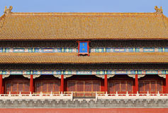 Beijing Forbidden City Palace Stock Images