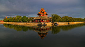 Free Beijing Forbidden City Turret Stock Photography - 79455062
