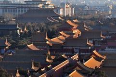 Beijing Forbidden City,China Royalty Free Stock Photos