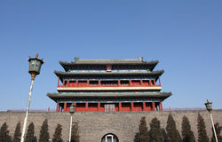 Beijing - front gate Royalty Free Stock Images