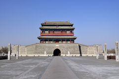 Beijing gates Royalty Free Stock Images
