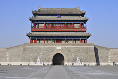 Beijing gates Stock Photos