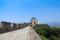 Beijing great wall Royalty Free Stock Image