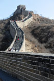 Beijing-Great Wall of China Stock Photos