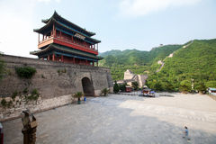 Beijing Great Wall Royalty Free Stock Photography
