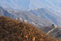 Beijing greatwall Royalty Free Stock Images