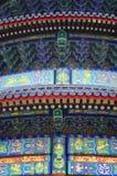 beijing himmeltempel Arkivbild