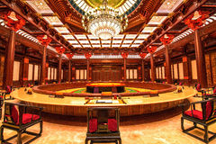 Beijing Huairou Yanxi International Convention Center Royalty Free Stock Images